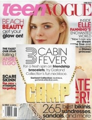 Teen Vogue June/July 2014
