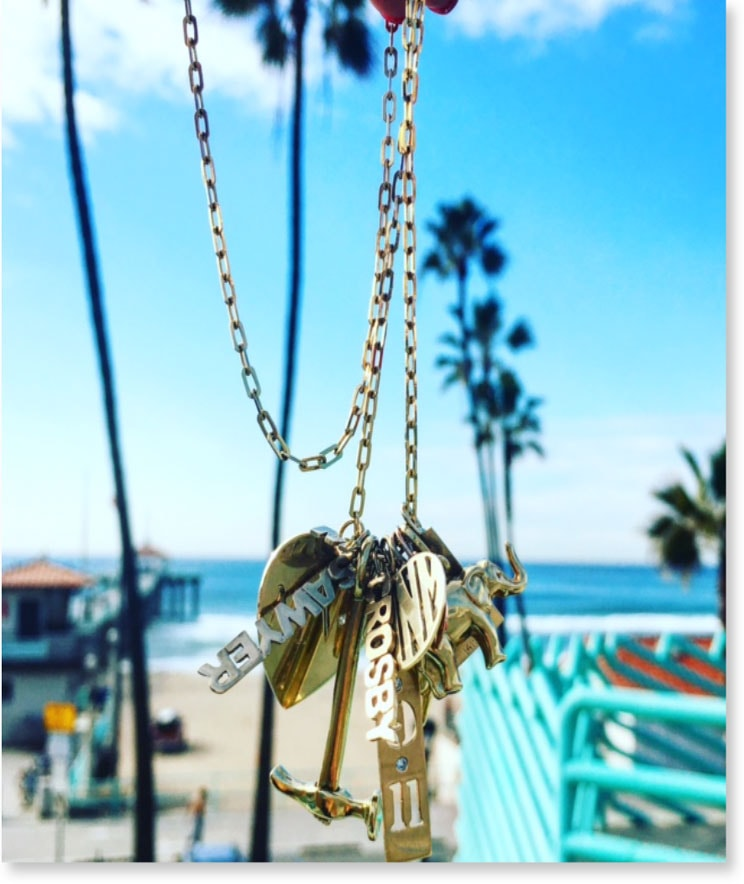 garland instagram